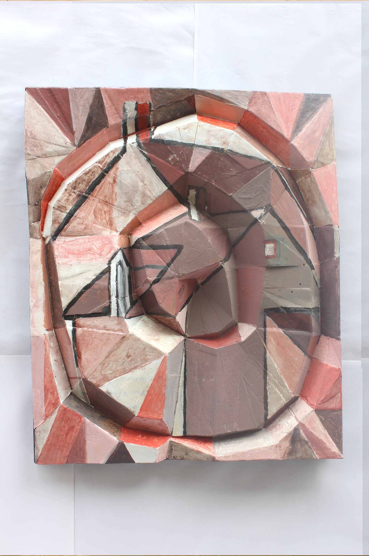 """Exposition 2017 : """"Maisons en bois et autres boites"""", d'Andres Bustamante"""